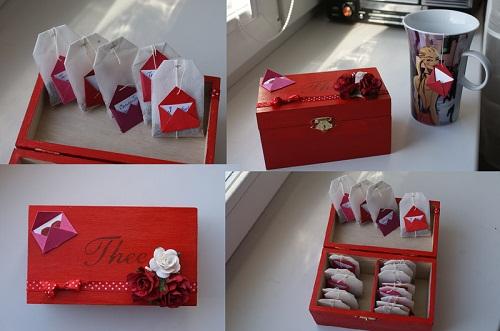 Оригинальный подарок мужу  на 14 февраля