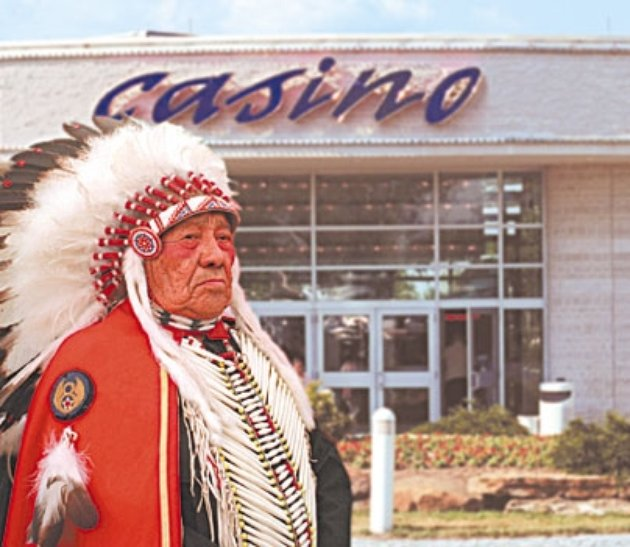 Indian reservation gambling new york redrock casino buffet