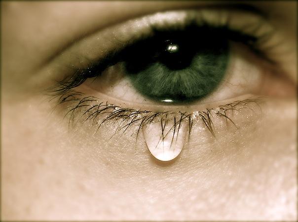 human tears
