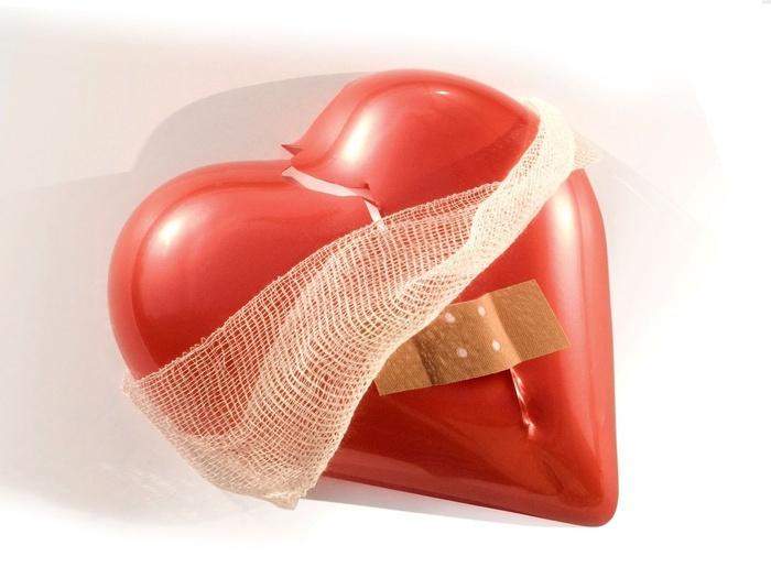 сопрано, зашитое сердце фото использовании