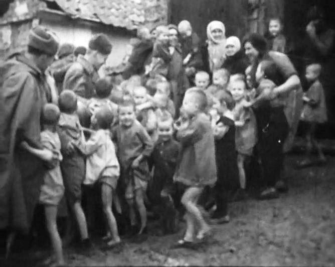 Фото дети в концлагере вов 8
