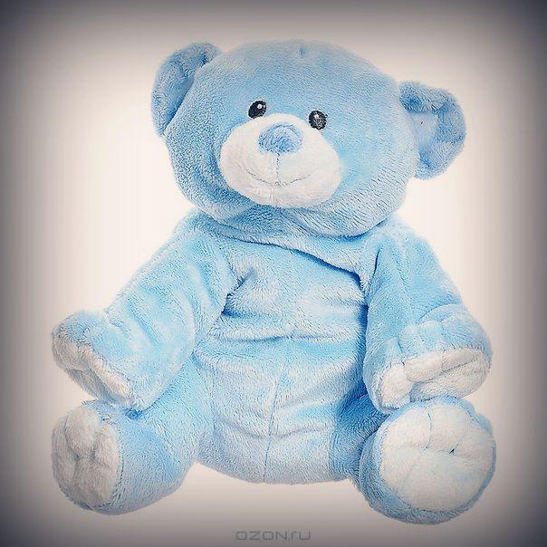 твой картинки синего медвежонка вчера