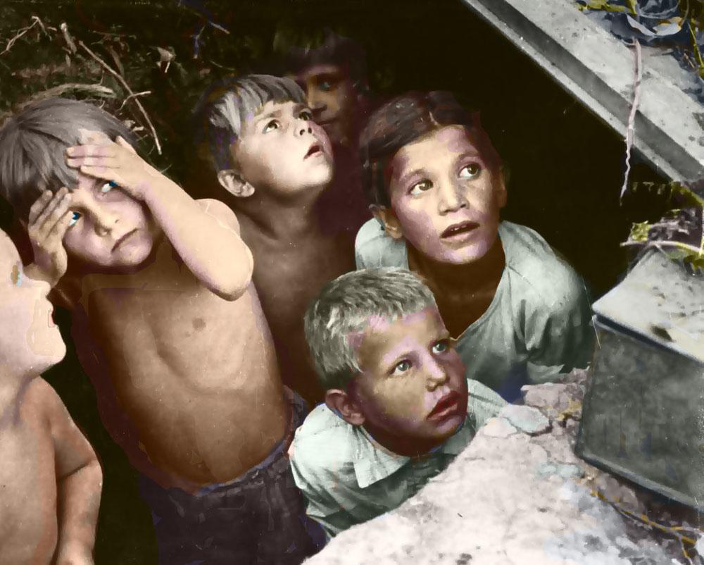 Картинки на тему дети войны, детская