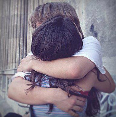 любимых фото обнимашек