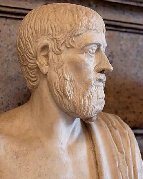 Древнегреческий поэт лирик автор культовых гимнов