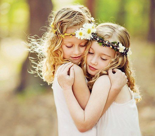 Стих две сестры две верные подруги