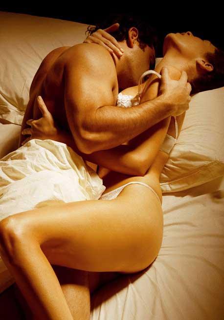 Фото ласки в постели