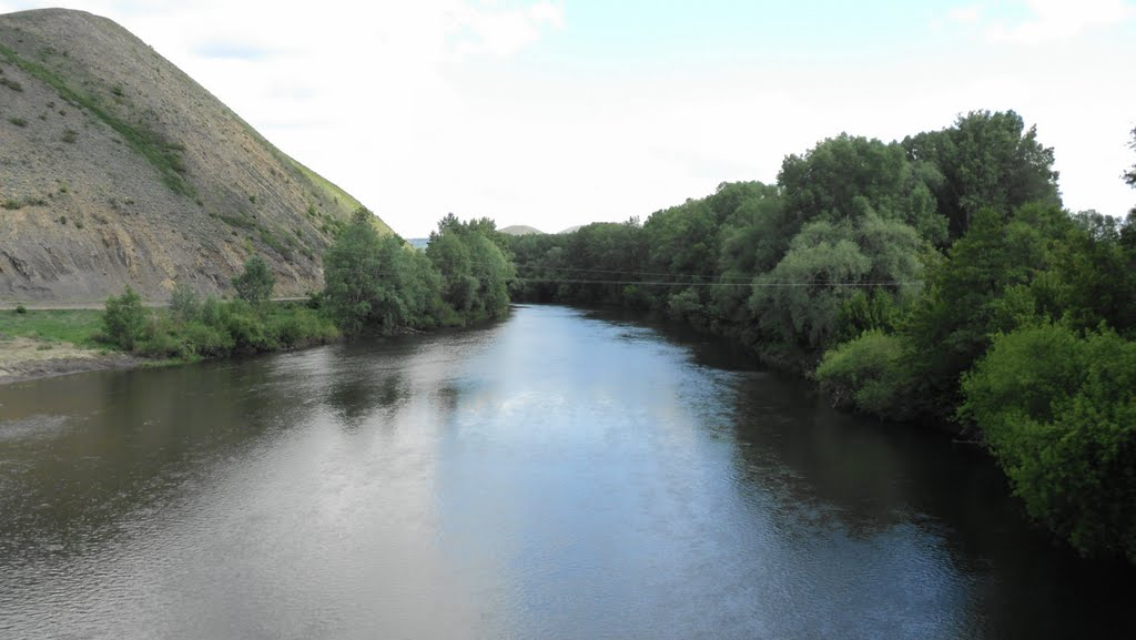 Река сундук оренбургская область рыбалка