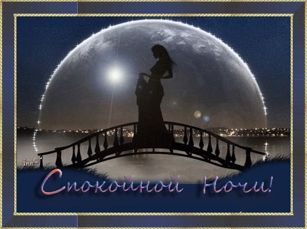 Романтические смс стихи спокойной ночи