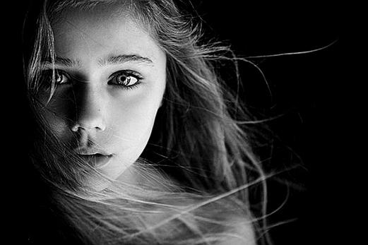 красивые фото глаза девушек