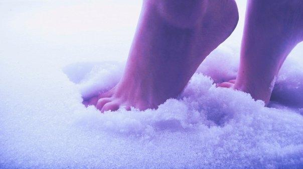 это настолько к чему снится бежать по снегу высокой физической активности