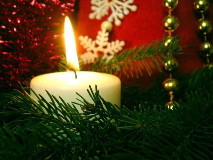 Студента, с новым годом открытка свечи