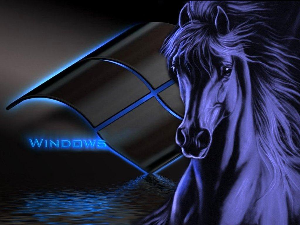 фото лошадей на заставку телефона № 20657  скачать
