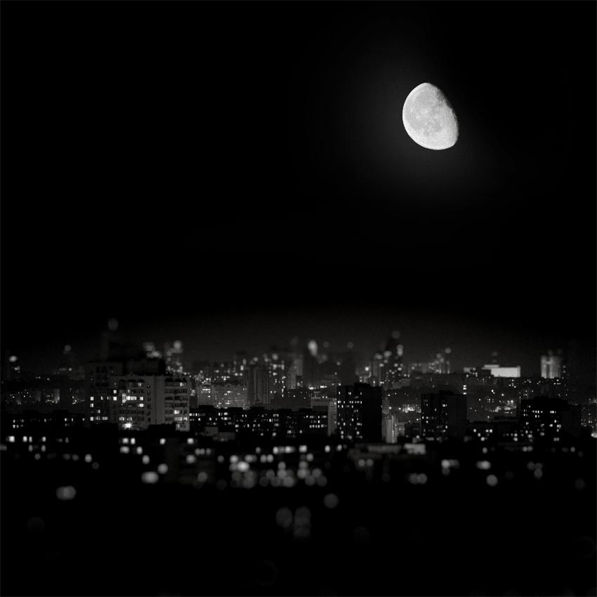 картинки луна и звёзды