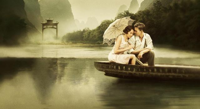 плыть на лодке любви