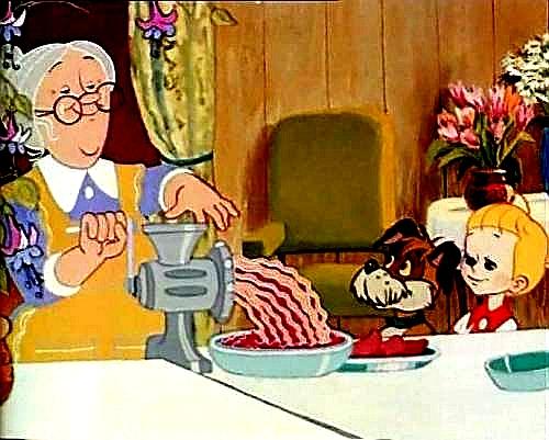 Картинки с мульт с бабушками