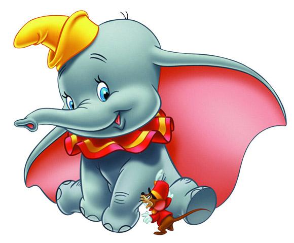 Картинки слоник дамбо