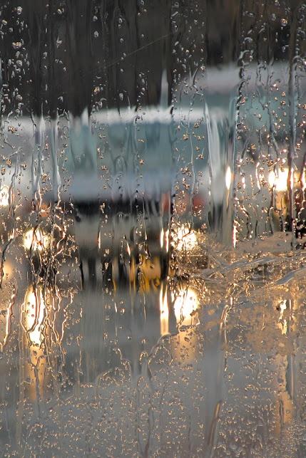 За серой пеленой дождя