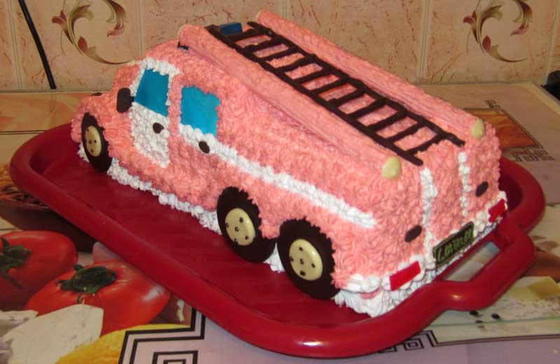 Торт в виде машины картинки