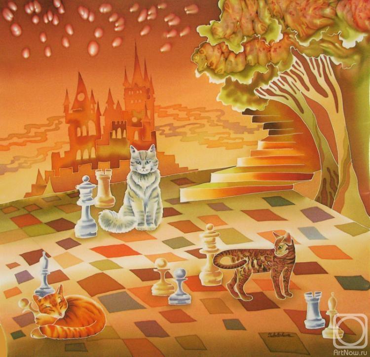 Шахматное королевство картинки для детей
