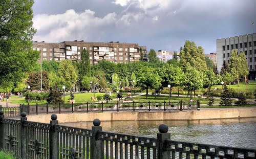 алчевск город фото