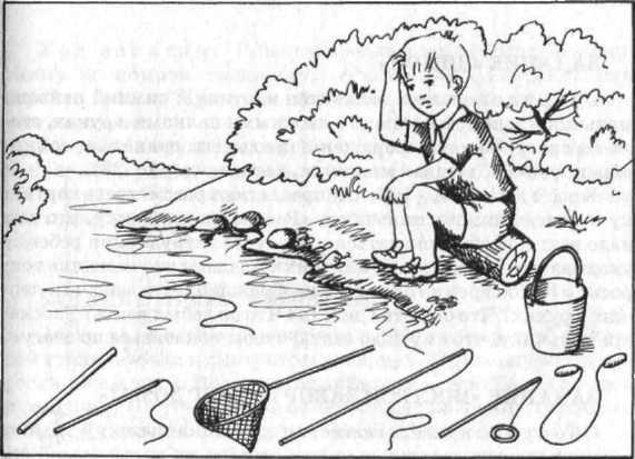 на рыбалке конспект занятия в