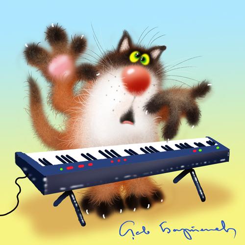 Анимацию добрый, музыкальные открытки на стену друзьями