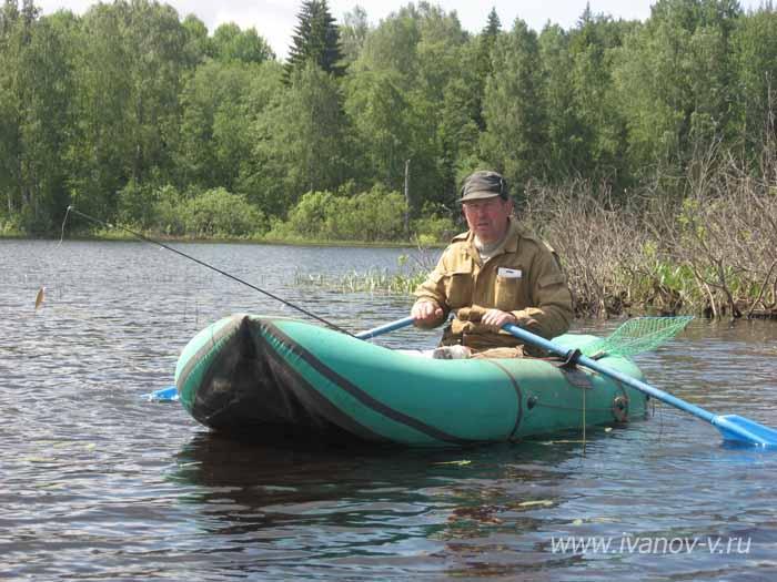 лодок у мужчин
