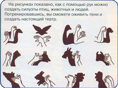 Шаблоны своими руками для тени