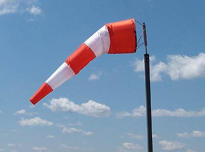 Как сделать указатель ветра