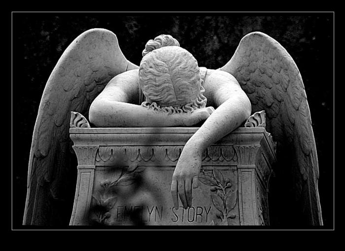 Картинка ангел болеет
