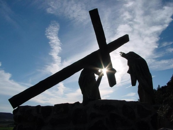 Jesus on the cross (иисус на кресте) jesus on the cross источник