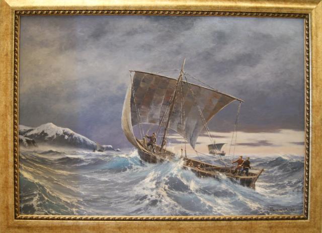 Выставки приморского художника нарасхват Находка.Name - сайт города Находка
