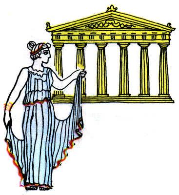 Искусство, города государства греции дз волосы