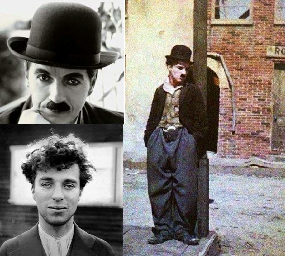 наше знакомство с чарли чаплин