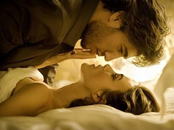 Фото любовь в постели смотреть