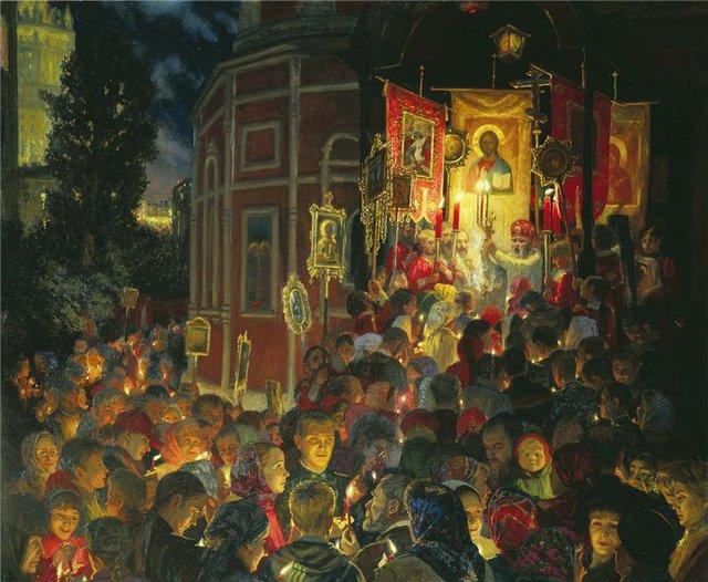 И вошел Иисус в храм Божий и выгнал всех продающих и покупающих в храме - Страница 2 593