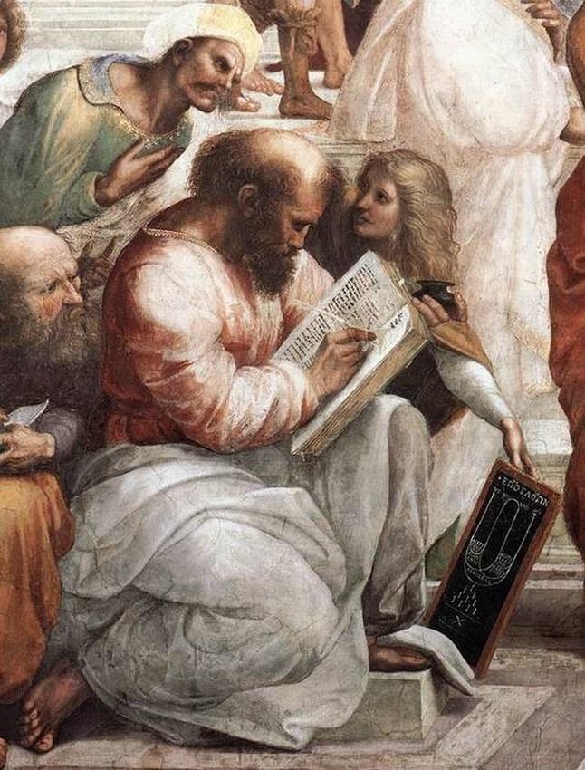 Раскрыта магическая загадка Пифагора: вот кем он был на самом деле.