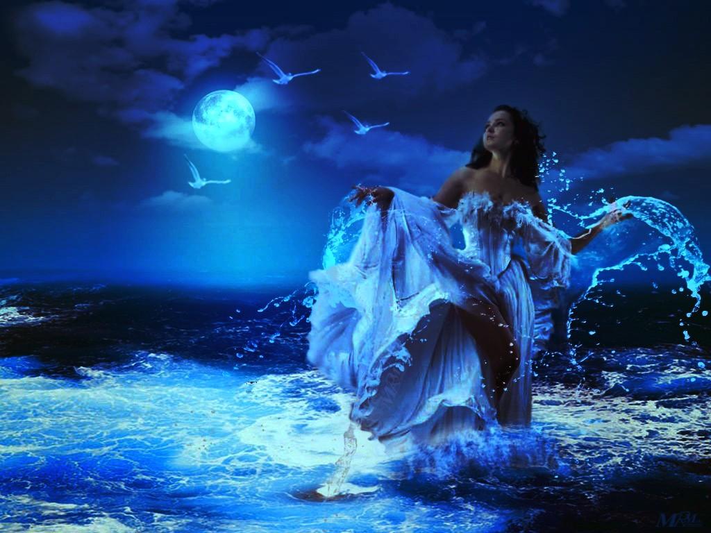 Стих женщина в красивом платье