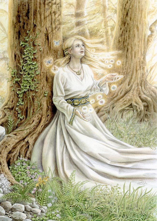 Imbolc wedding