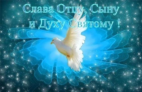 Поздравления с днём святого духа 12