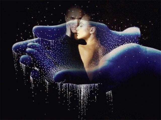 Из звезд на небе соткан образ твой