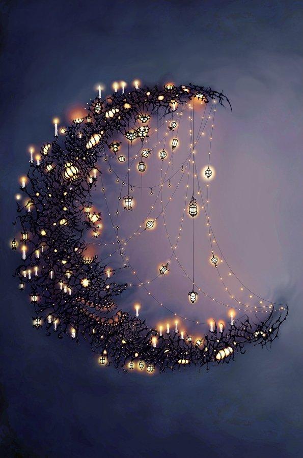 Как сделать красивую ночь