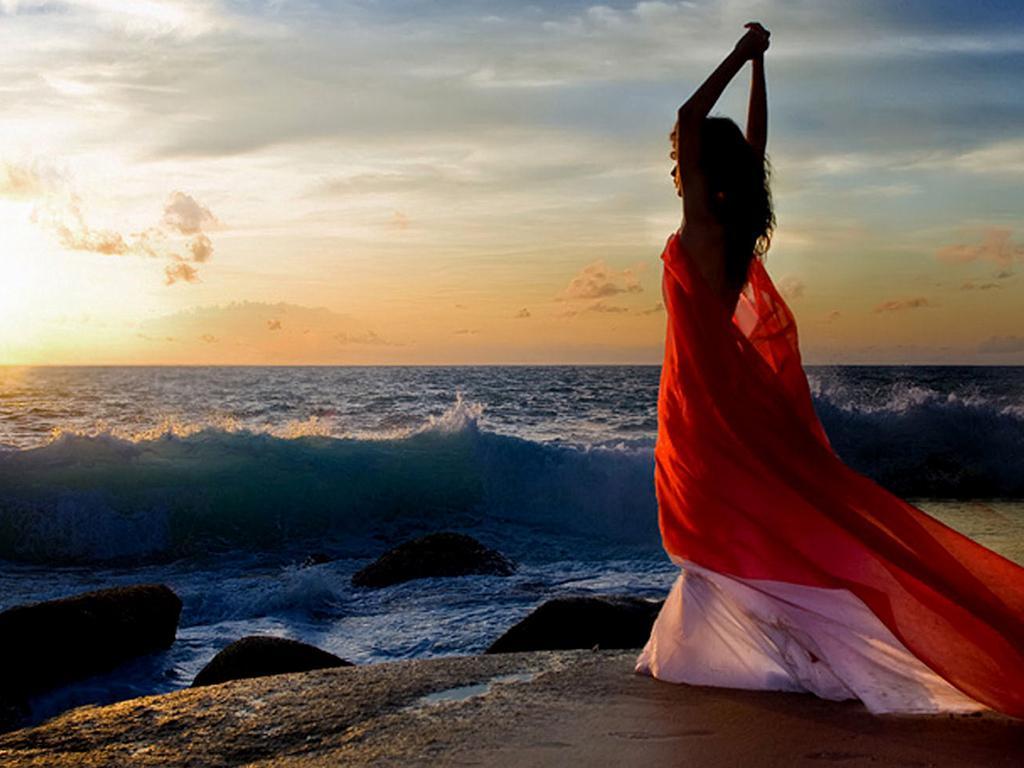 Медитация перед сном с голосом