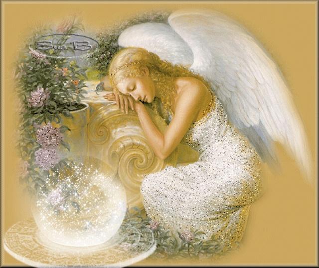 Стих мама как ангел хранитель мой