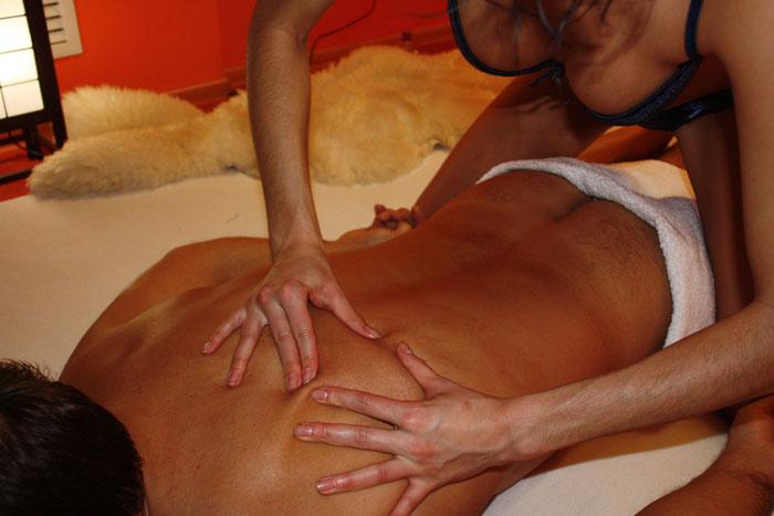 эротический массаж как делать мужчине фото