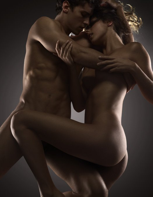 фото ню мужчины и женщины