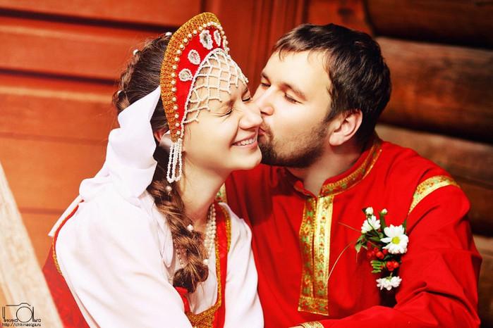 Фото от русской пары