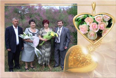 Ответные слова молодоженов на свадьбе родителям