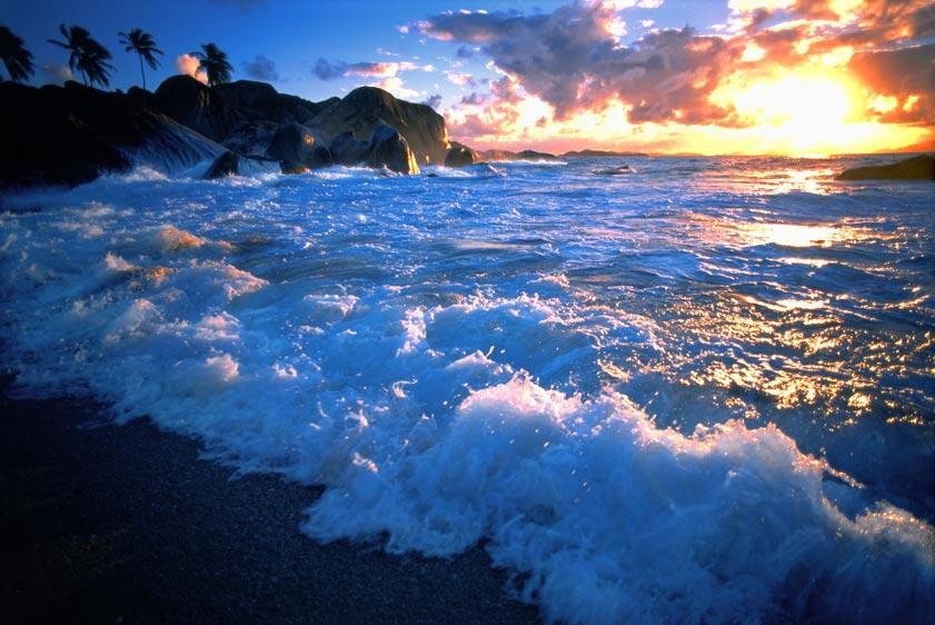 разные фото анимация море красотище берегу моря пережевываю